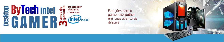 Computador pc gamer com 3 anos de garantia - descktop