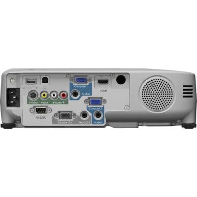Projetor Powerlite S17 2700 SVGA, HDMI, USB, Branco