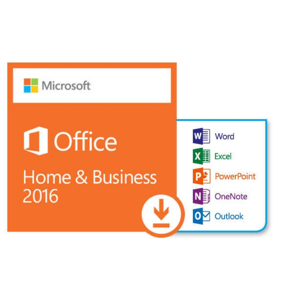 OFFICE HOME & BUSINESS 2016 FPP ORIGINAL