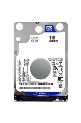 HD Notebook 1TB SATA3 Western Digital Blue - WD10SPZX