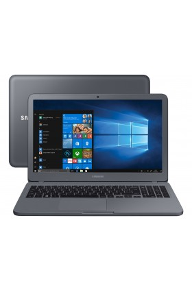 Notebook Samsung Book X30 Intel Core i5-10210U 10ª Geração 8GB 1TB 15.6'' Windows 10 Home NP550XCJ-KF1BR - Prata
