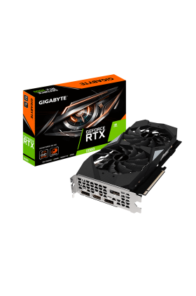 PLACA DE VIDEO NV RTX2080 8GB TURBO OC D6 GIGABYTE GV-N2080TURBO OC-8GC 1.0A