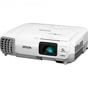Projetor Epson Powerlite S27 3LCD 2700 Lumens Wireless Ready