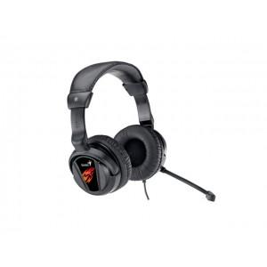 HEADSET GAMER GENIUS 31710020101 HS-G500V GAMER COM FUNCAO VIBRACAO USB
