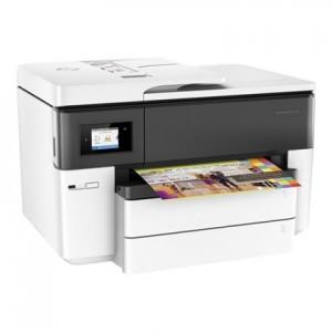 Multifuncional HP OfficeJet Pro 7740 para grandes formatos