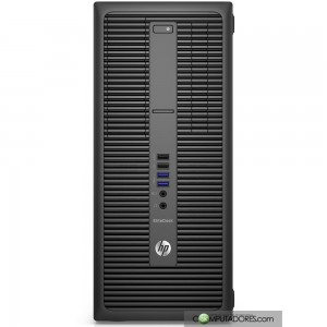 Computador HP EliteDesk 800 G2 (T4M13LA#AC4) Intel i7 3.4/4.0GHz, 8GB DDR4, 1TB Windows 10 Pro