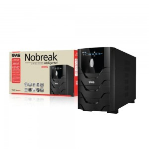 Nobreak Interactive Sms Power Vision Ng 2200va 27746 Preto Bvolt
