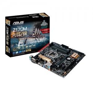 Placa Mãe Asus DDR4 1151 Z170M-PLUS/BR