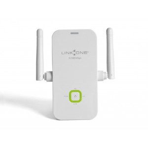 Repetidor Link-One Wireless N 300 Mbps 2 Antenas L1-AP312N