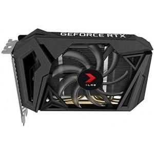 Placa de Vídeo PNY, GeForce, RTX 2060 XLR8, 6GB, GDDR6, 192Bit, VCG20606SFPPB-TF