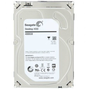 HD Seagate SATA 3,5´ Desktop HDD 4TB 5900RPM 64MB Cache SATA 6Gb/s