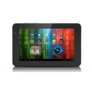 Tablet PC Prestigio 7´ DUO, DDR3 de 1GB, Memória 8G, Wi-Fi, Dual Core - 3870C - Preto