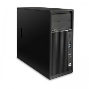 Workstation HP Z240 MT Intel Xeon E3-1240v5 - 8GB 1TB Windows 10 Pro 64bit - Z2C84LA_AC4